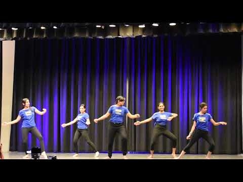 US Tamil girls dance