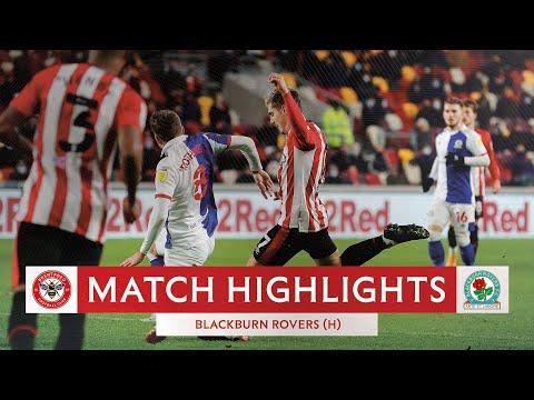Brentford Blackburn Goals And Highlights