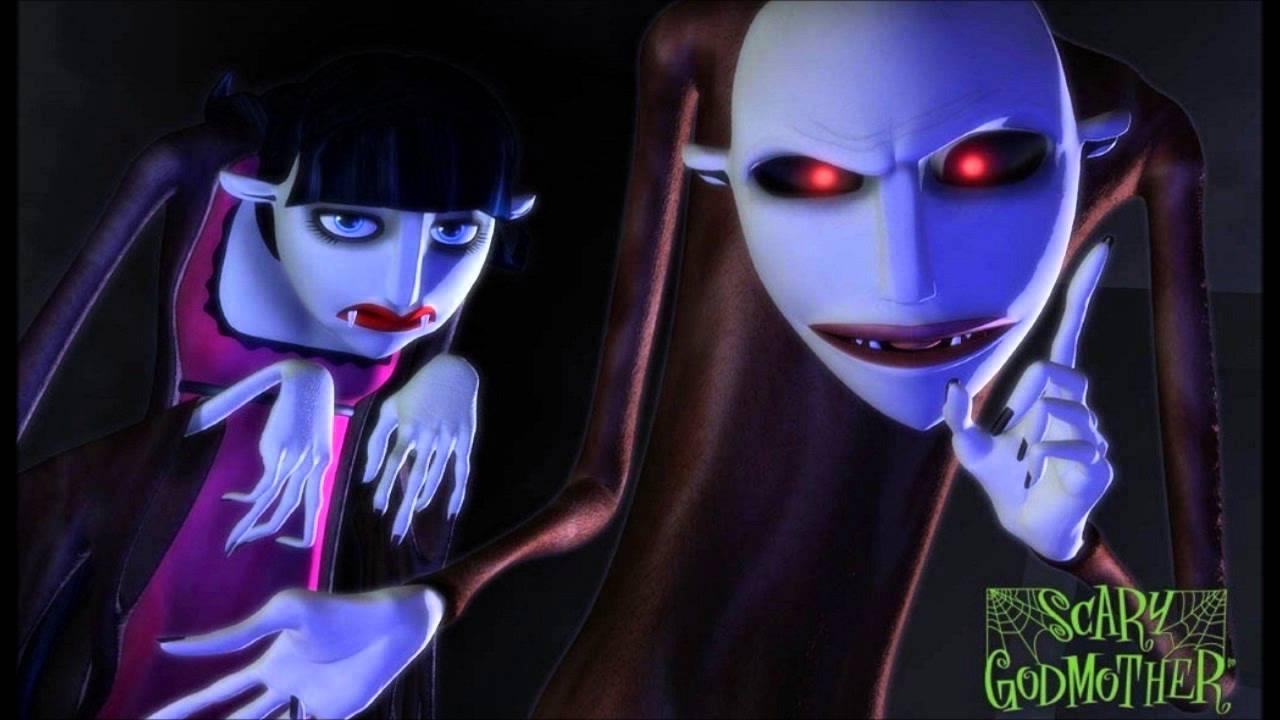Scary Godmother Halloween Spooktakular Theme Song - YouTube