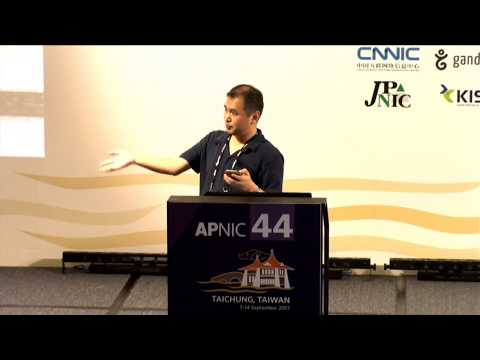 APNIC44 - Technical Operations 2