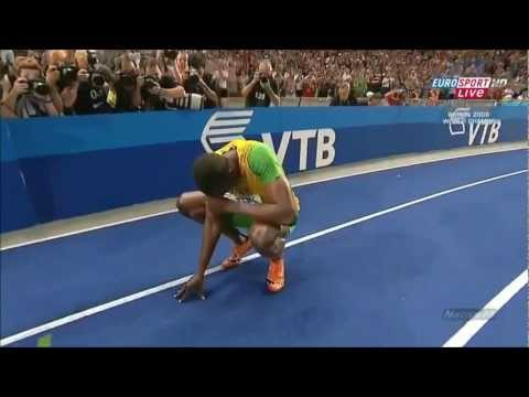 Usain Bolt - Fastest Man On Earth [HD]
