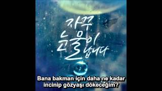 Ali- Keep Up the Tears [Triangle OST- Turkish Subbed/Türkçe Altyazılı]
