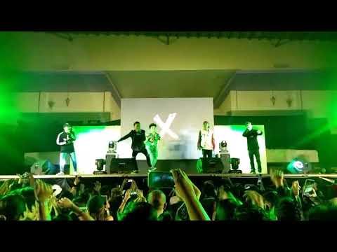 No Games - Ex Battalion ft. King Badger & Skusta Clee (Ex-B the Concert) Aug 19, 2017©Ex-B