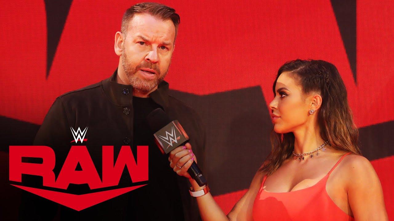 Christian accepts Randy Orton's challenge: Raw, June 15, 2020