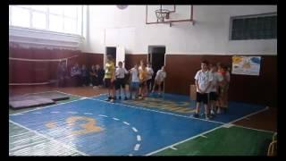 Видеозапись урока физкультуры Мурзин Олег Александрович