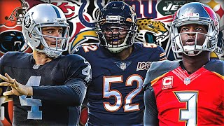 The WORST NFL Teams of the 2010s Decade RANKED!