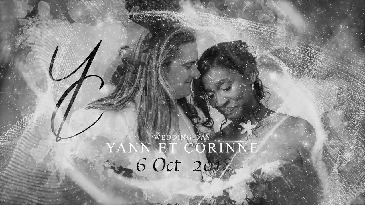 Wedding video trailer Corinne & Yann - FiLMS prod - Ile de la Réunion 974