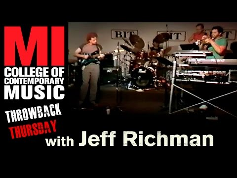 Jeff Richman Throwback Thursday From the MI Vault 1986
