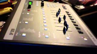 SP1200 - Raw sample diggin session #044