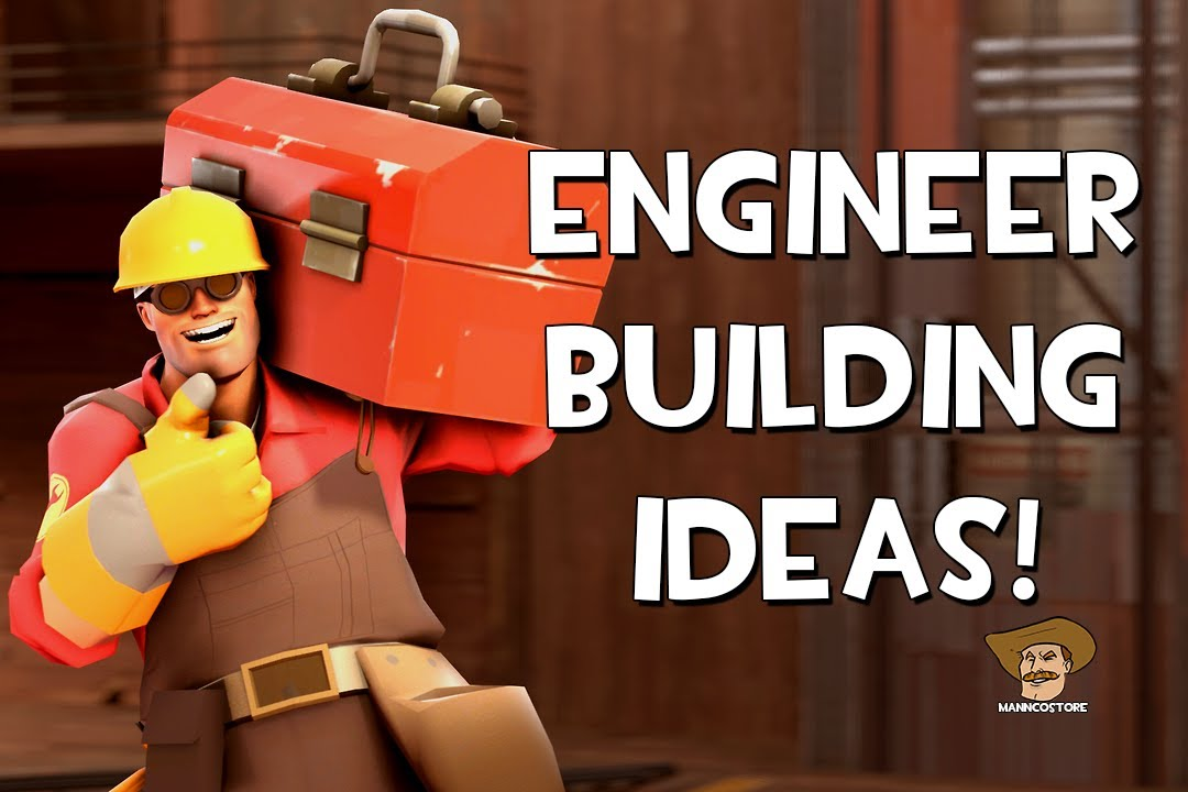TF2: New Engineer Building Ideas! - YouTube