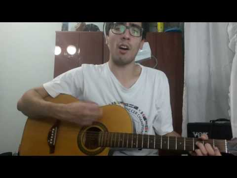 Cover Acoustic - Fall Out Boy - I've Got A Dark...