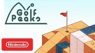 Golf Peaks - Launch Trailer - Nintendo Switch screenshot 4