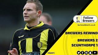 MATCH HIGHLIGHTS | Burton Albion 2-1 Scunthorpe United