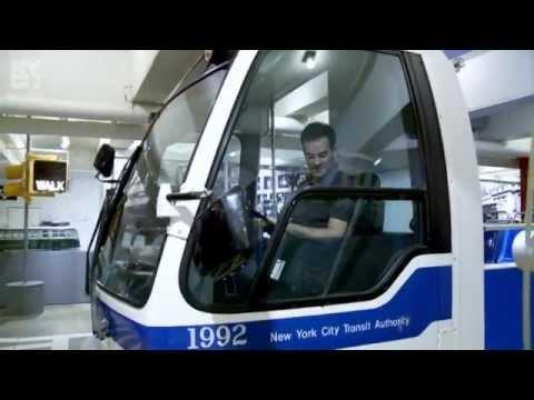 $9.99 Minute: New York Transit Museum