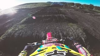 GoPro View: Ken Roczen Ripping on Jeremy McGr...