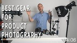 Best Gear For Product Photography | Where To Invest?