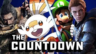 Top 10 Games of 2019   The Countdown