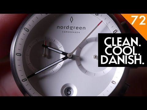 Functional, Beautiful, Minimal. But worth it? - Nordgreen Pioneer Chronograph Review.