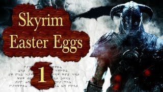 Skyrim Easter Eggs: Lügner und Sex-Orgien (German)