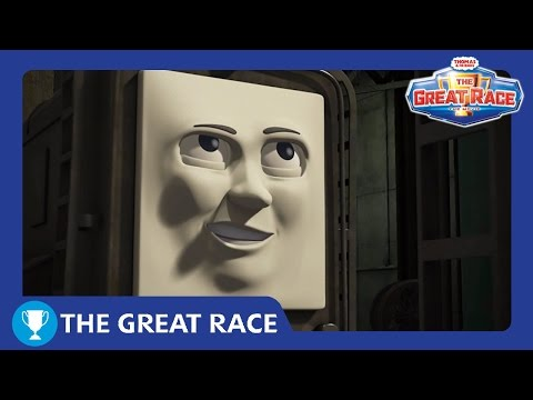 Full of Surprises | The Great Race Karaoke! | Thomas & Friends