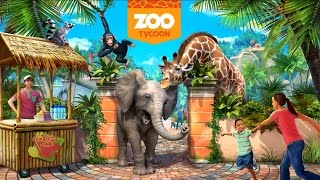 Zoo Tycoon XBOX ONE - Gameplay - Campaign Western Sahara Resort HD