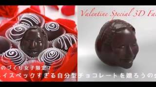3D Food Printers Create Sweets And Chocolates
