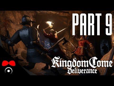 NÁVŠTĚVA LÁZNÍ!   Kingdom Come: Deliverance #9