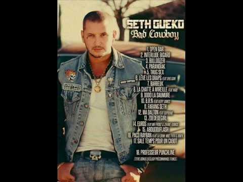 bad cowboy seth gueko album