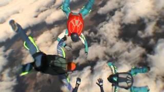 Ивановский аэроклуб: парашютисты