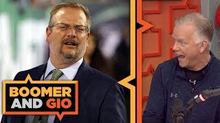 The Jets FIRED Mike Maccagnan?! | Boomer & Gio
