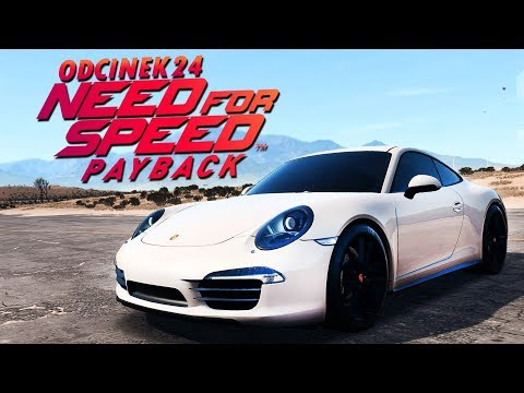 Need for Speed Payback PL (DUBBING) #24 - PORSCHE 911 I MNÓSTWO POLICJI! - PC