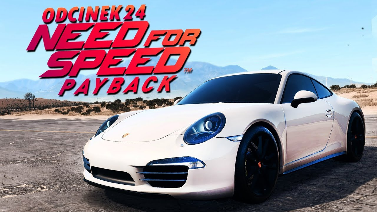 Need for Speed Payback PL (DUBBING) #24 – PORSCHE 911 I MNÓSTWO POLICJI! – PC