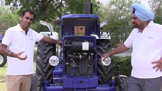 Know Your Farmtrac 6055
