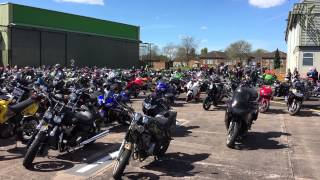 Bike 4 Life 2015 - Some of the bikes