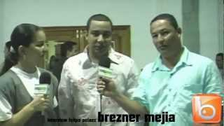 FELIPE PELAEZ( ENTREVISTA BREZNER DJ )
