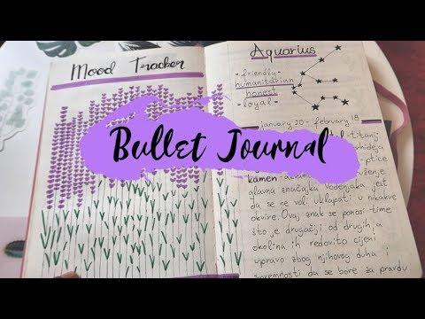 Bullet Journal - Debela Barbara