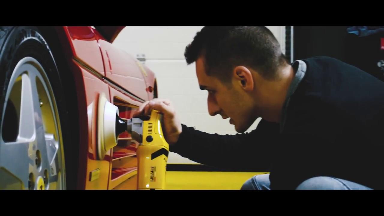 ML Detailing | Ferrari 348 Challenge