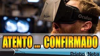 CONFIRMADO !!! Esto necesitarás en tu PC para usar el Oculus Rift a toda potencia !!!