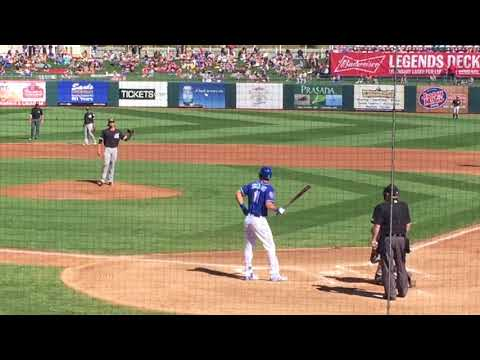 Michael Kopech vs. Bubba Starling Spring Training