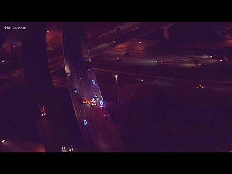 Person shot and killed on I-20 East in Atlanta, shutting interstate