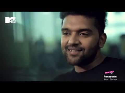 The Story behind Tu Meri Rani | Guru Randhawa feat. Haji Springer | Panasonic Mobile MTV Spoken Word