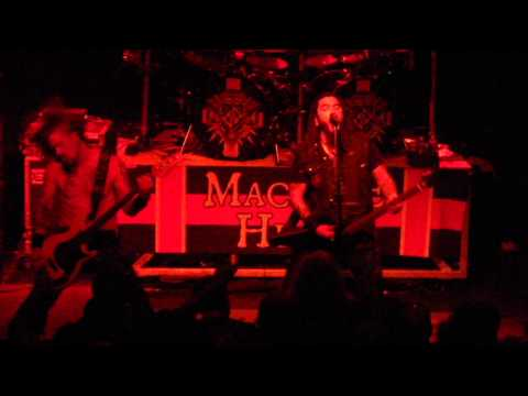 Machine Head - The Blood, The Sweat, The Tears - Exit In - Nashville, TN 7-21-2014