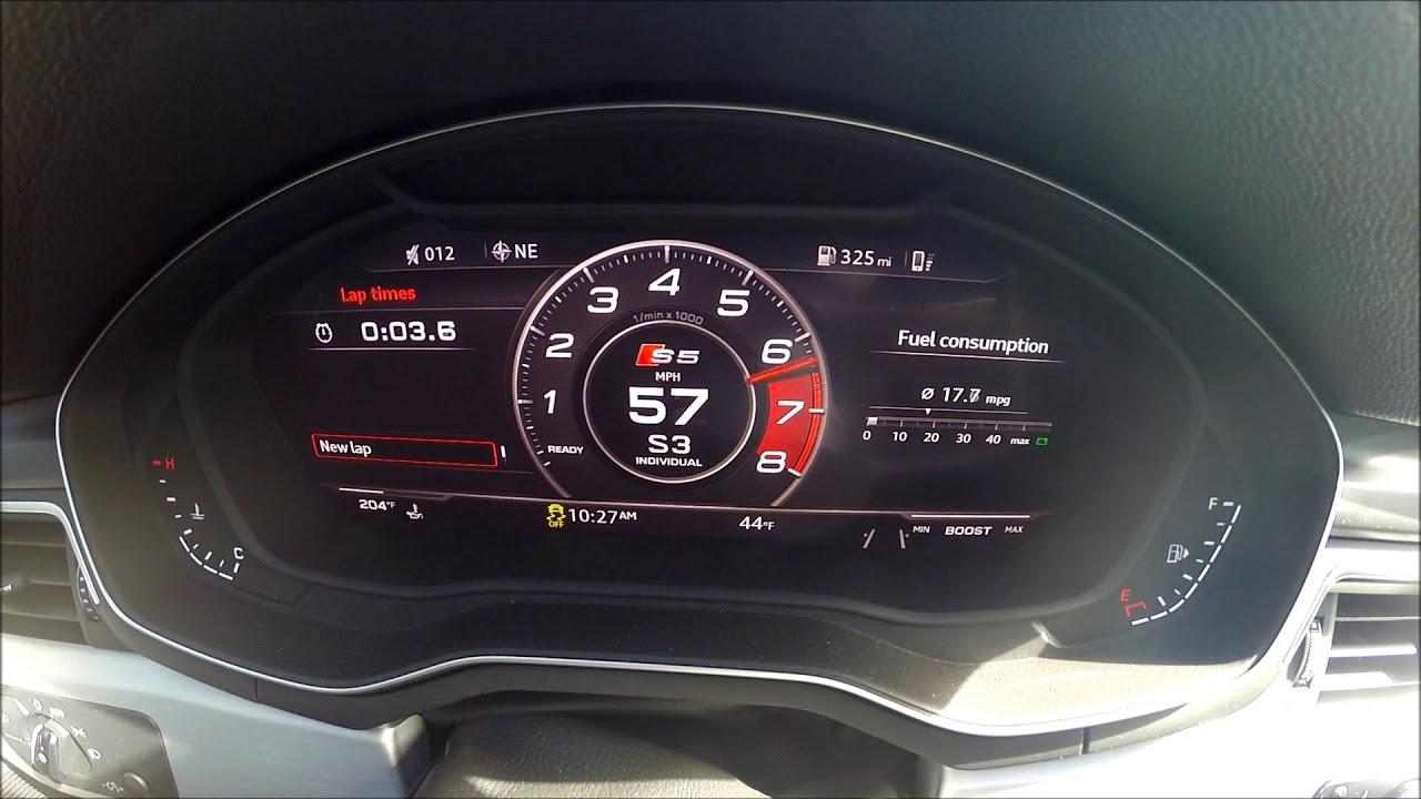 Audi S MPH YouTube - Audi s5 0 60