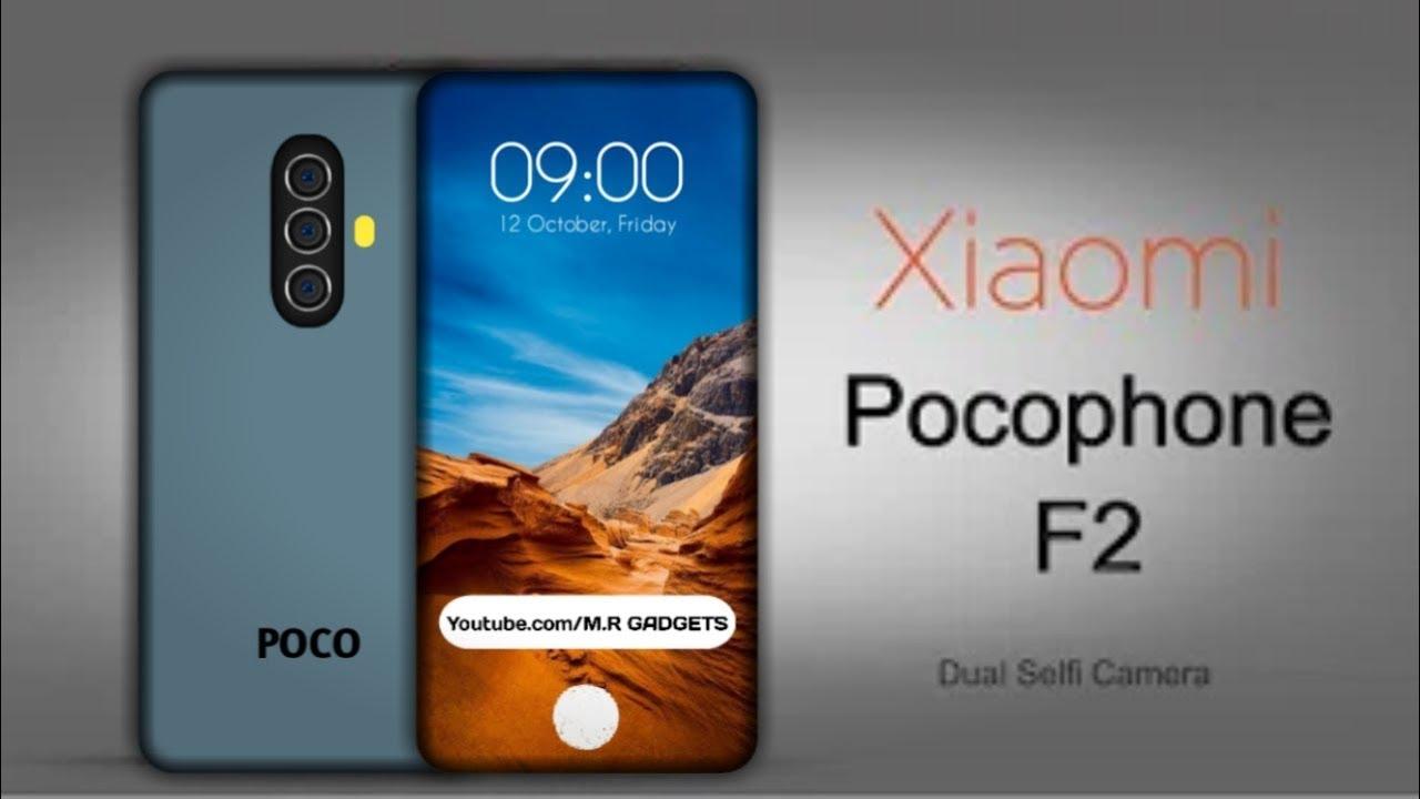 Xiaomi Poco F2 First Look Specs Trailer Concept