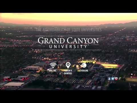 grand canyon university online