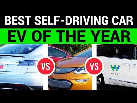 Best Self-Driving Tech: Waymo vs. Chevy Bolt vs. Tesla Autopilot
