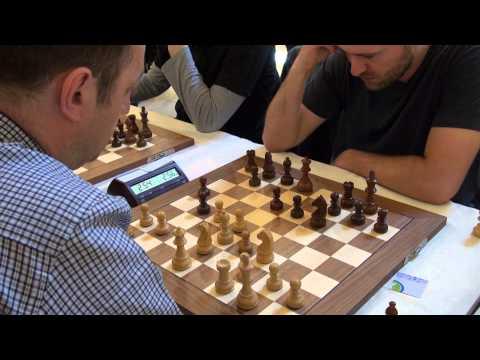 IMP R14 (GM) Grabarczyk Mirosław (2460) - (GM) Jakubowski Krzysztof (2455) 1/2-1/2