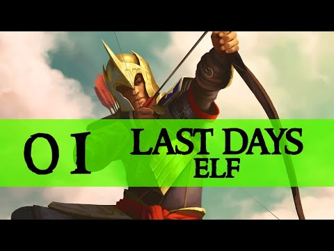 The Last Days 3.5 Warband Mod Gameplay Let's Play Part 1 (MIRKWOOD) - 동영상