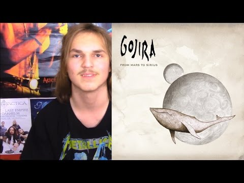 """Gojira """"From Mars To Sirius"""" Album Review"""