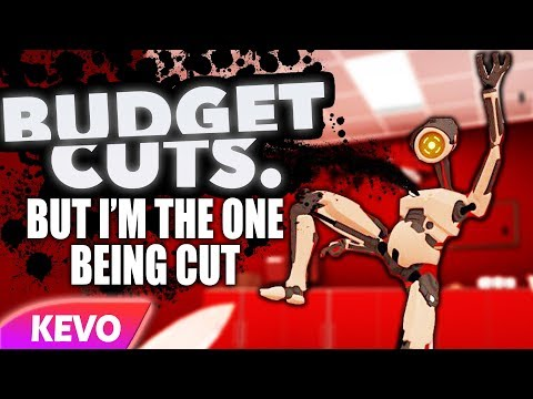 Budget Cuts VR but Im the one being cut